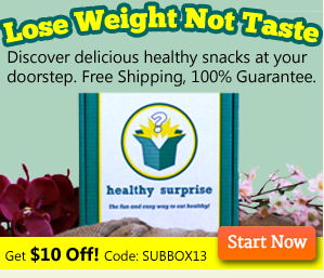 Healthy Surprise Coupon Code