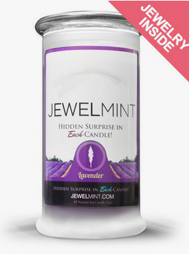 JewelMint Mystery Candles & $21 Off Jewelry Coupon!