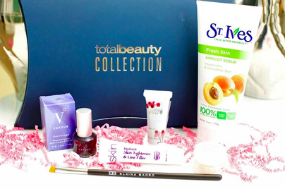 New Total Beauty Collection: Pamper Me Pretty