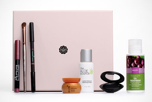 GlossyBox beauty box on sale