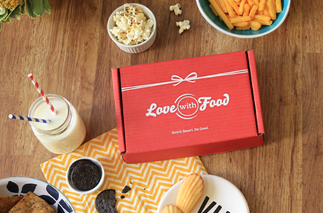 Today Only! 50% Off Gluten Free Love With Food Box