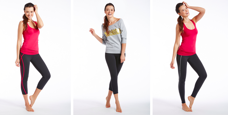 New December Fabletics Outfits & 50% Off! Sweatshirt