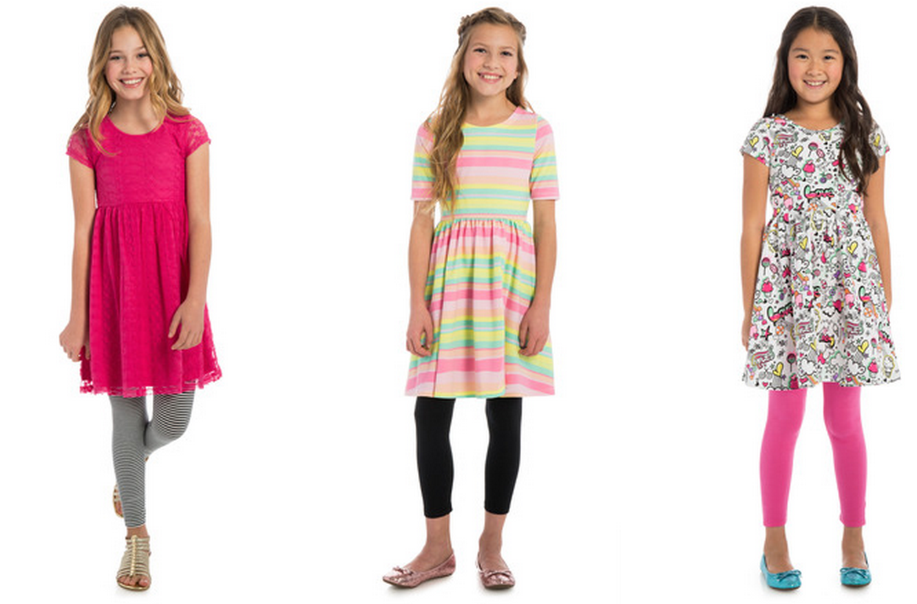 New FabKids February Collections Plus 50% Off Coupon! Girls