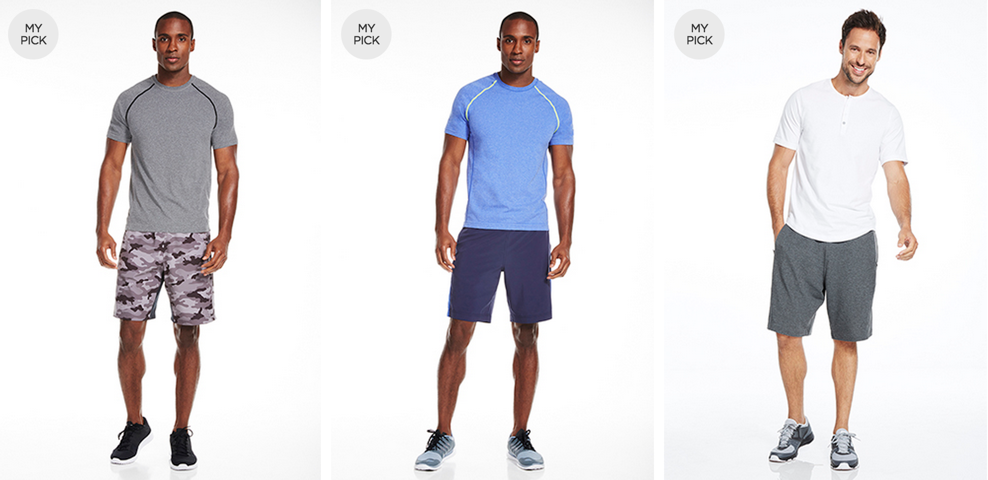 Fabletics for Men Outfits