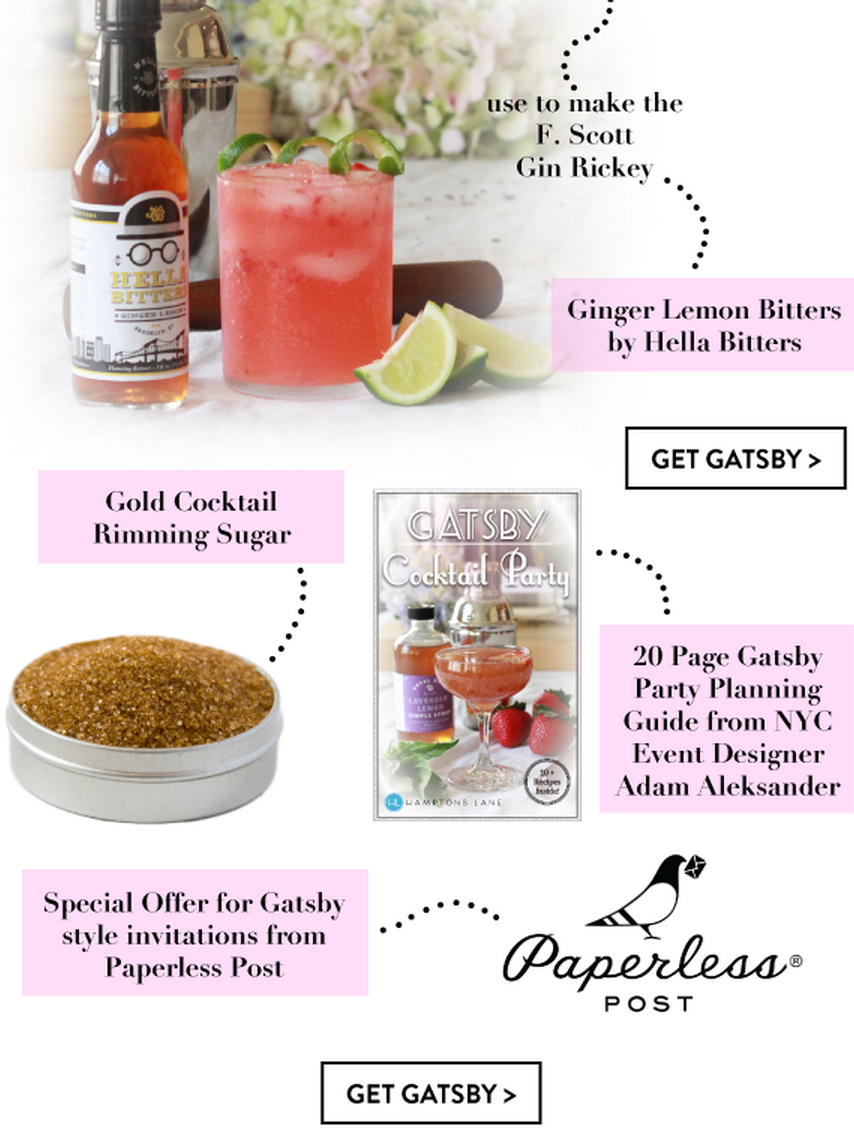 Hamptons Lane July 2015 Box Reveal & $10 Coupon! Ingredients