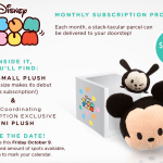Disney Tsum Tsum Subscriptions – Available Now!