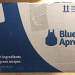 Blue Apron Subscription Box Review – October 2015