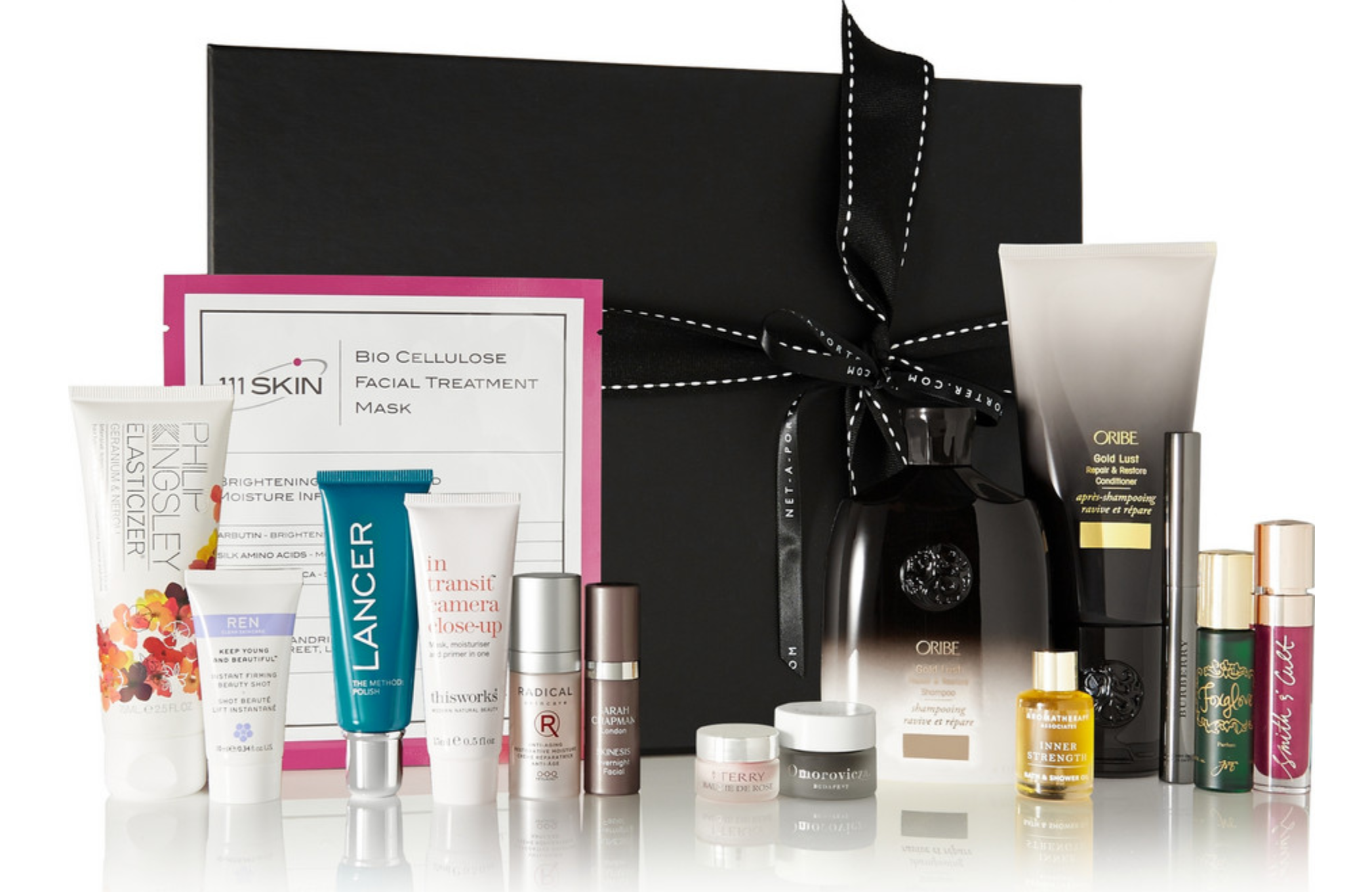 Net-A-Porter Holiday Beauty Box Time!