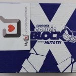 Comic Block Subscription Box Review + Coupon – April 2016