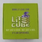 LitCube Book Subscription Box Review + Coupon – April 2016
