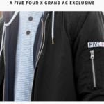 $15 Off + Free Bomber Jacket with your First Month of Five Four Club!