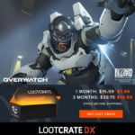 LAST DAY! Save 50% Off Loot Crate + Loot Crate DX!