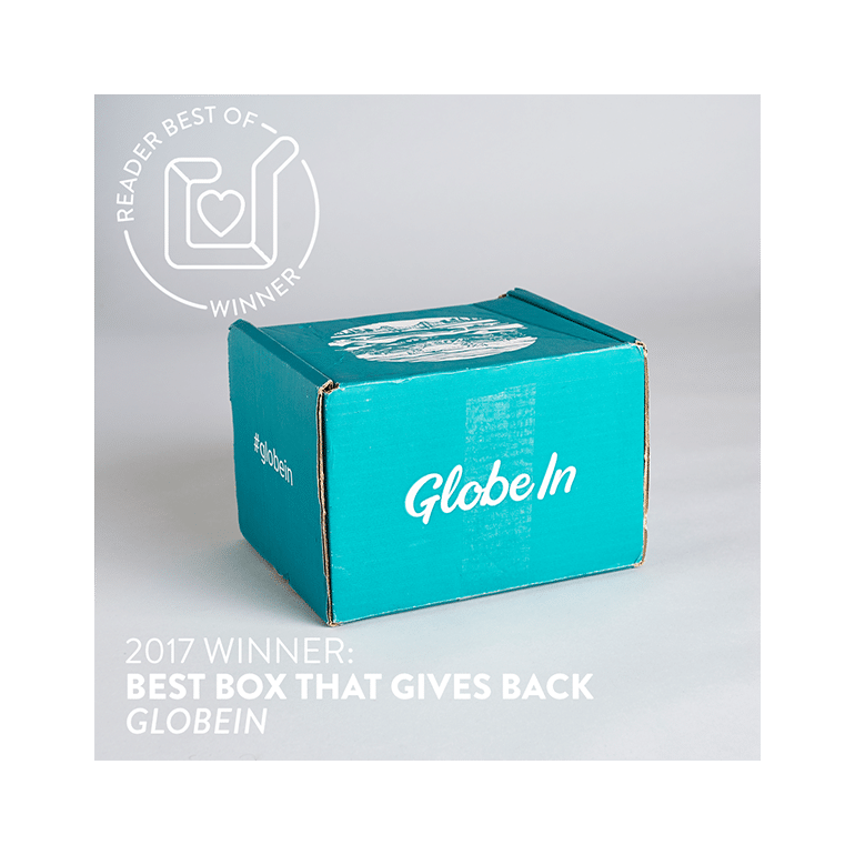 Globein - Best Subscription Box That Gives Back 2017
