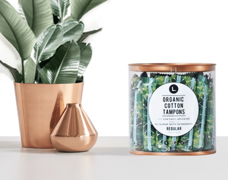 We love This is L tampons and pads! Check out the best period subscription boxes.