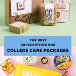 12 Cool Subscription Box Ideas for College Care Packages