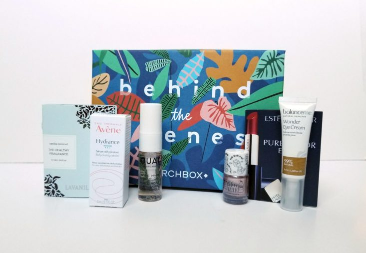 Birchbox Sample Choice Review October 2017