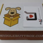 Wigglebutt Box Dog Subscription Review + Coupon – October 2017