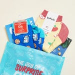 Say It With A Sock Subscription for Girls Review + Coupon – November 2017