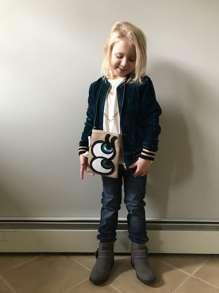 kidpik Holiday 2017 Model Boots