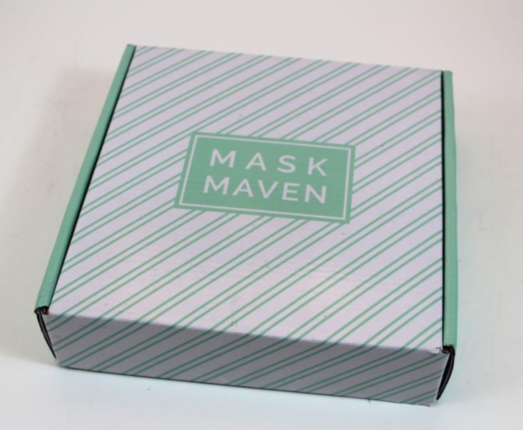 Mask Maven November 2017 Box