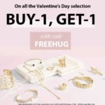 Emma & Chloe Valentine's Day Collection Flash Sale – Buy One, Get One FREE!