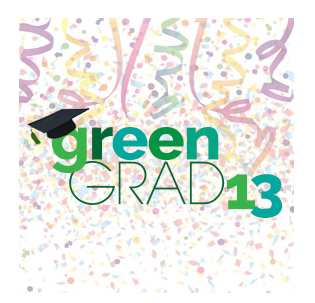 New Conscious Collections Box: Green Grad Box