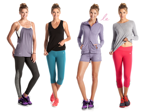 The Ellie Fit Fashionista September Collection is Live!