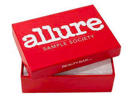 Allure Sample Society August 2014 Spoilers