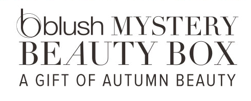 Blush Mystery Beauty Box October 2014 Spoilers!