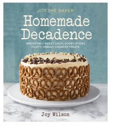 Free Homemade Decadence Cookbook with Birchbox Purchase