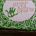 Green Kid Crafts Subscription Box Review – February 2015