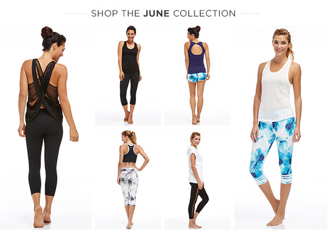 New May Fabletics Outfits & 50% Off! Outfit Options