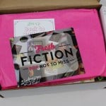 Fresh Fiction Book Subscription Box Review – July 2015