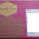 Handmade Beauty Box Subscription Box Review – September 2015
