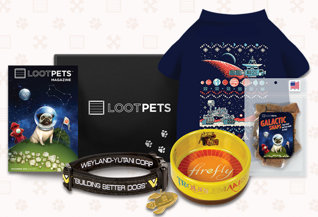 Loot Pets by Loot Crate