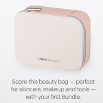 Honest Beauty Deal – Free Travel Bag with Your Next Bundle!
