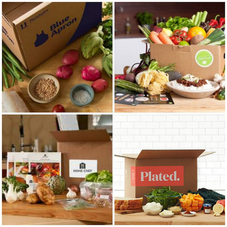 Meal Kit Delivery Service Financial Services Coupon April 2020