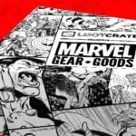 Loot Crate Marvel Gear + Goods September 2017 Spoiler #2 + Coupon!