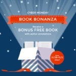Quarterly Cyber Monday Deal – FREE Bonus Book With Gift Subscription