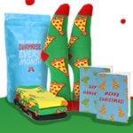 Say It With A Sock Holiday Deal – FREE Holiday Socks With Subscription!