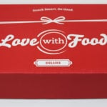 Love with Food Deluxe Box Review + Coupon – November 2017