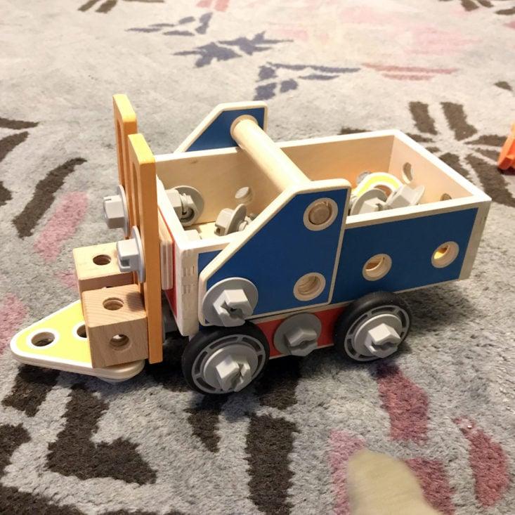 Truck Caddy Construction