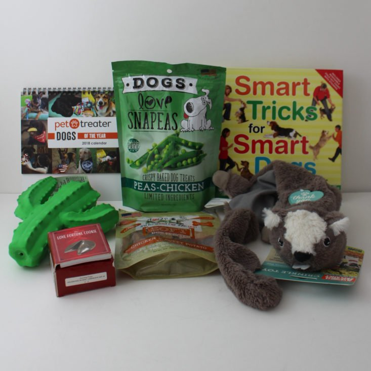 Pet Treater January 2018 Review