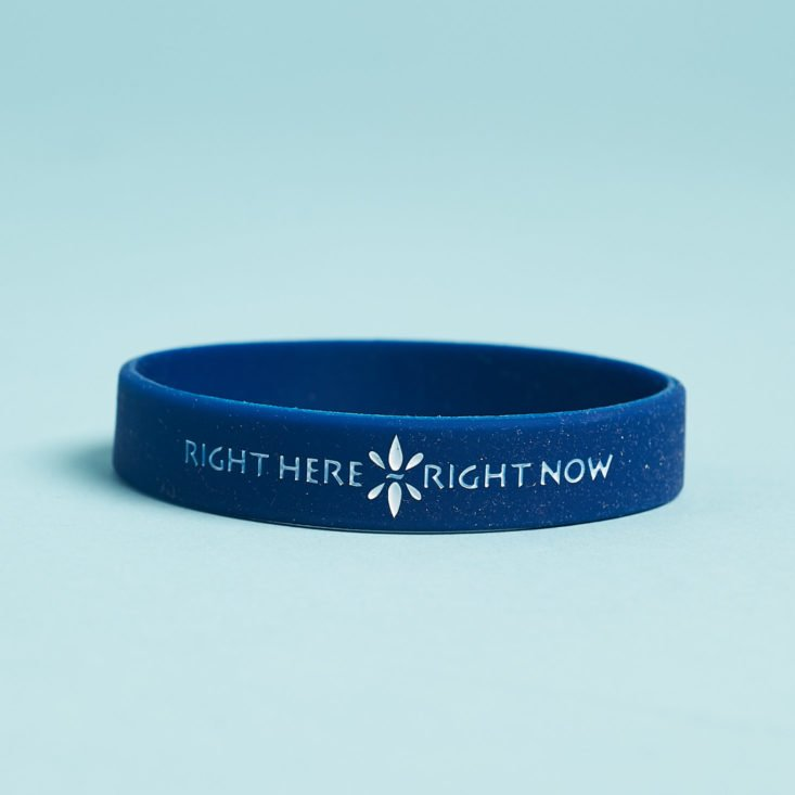 Right Here, Right Now Bracelet