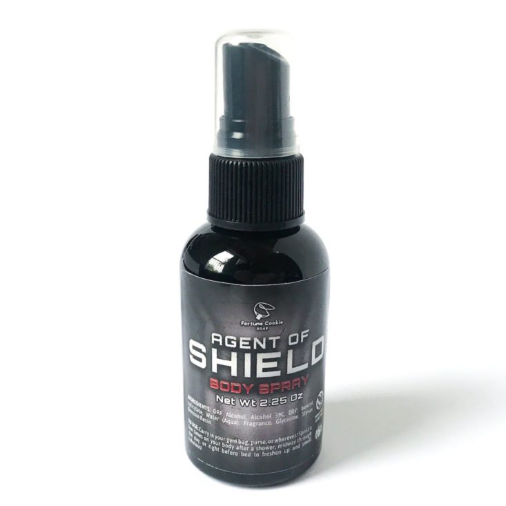 Agent of Shield Body Spray, 2.25 oz