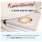 Emma & Chloe Coupon – $150 Gift Card with 12-Month Subscription or First Box for $10!