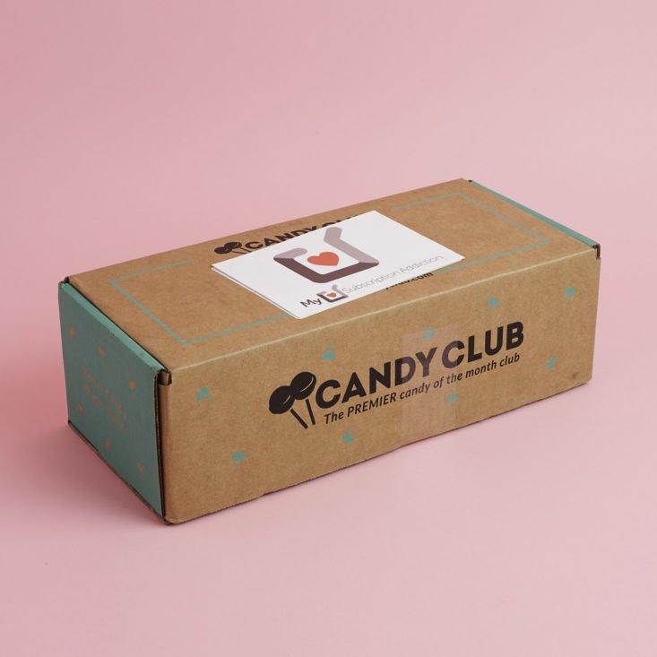 Candy Club box