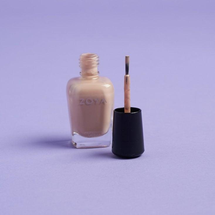 causebox summer beige nail polish