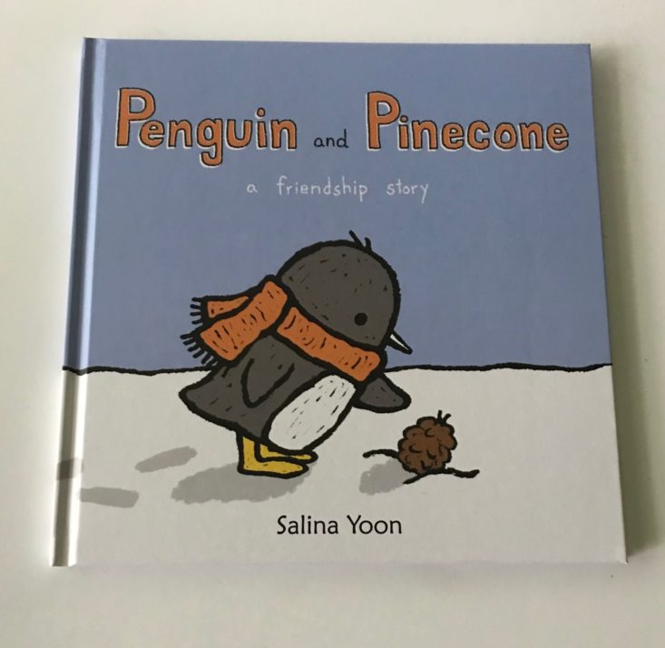 Penguin and Pinecone: A Friendship Story by Salina Yoon