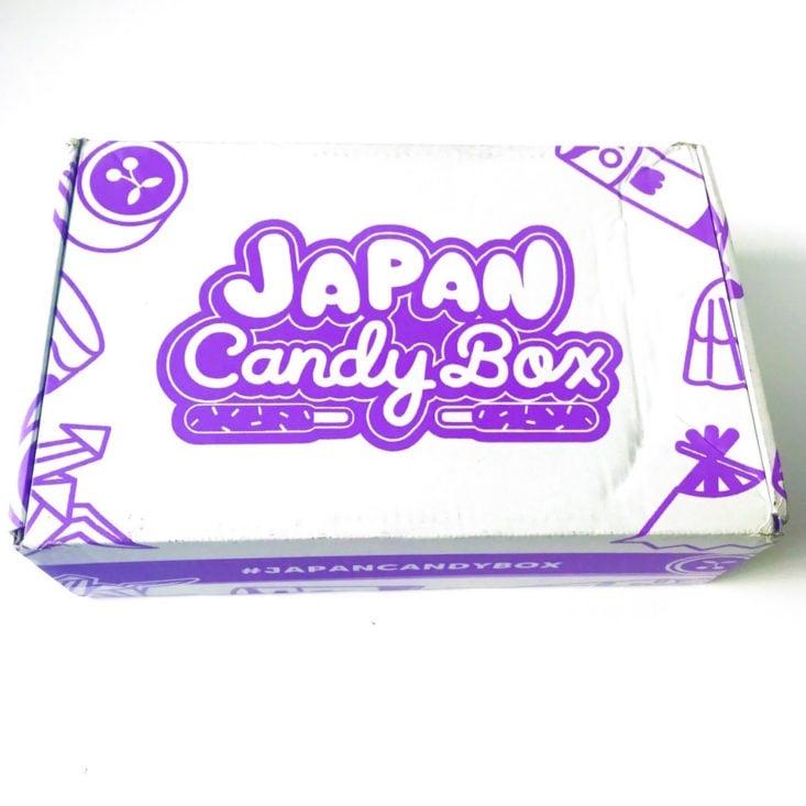 Japan Candy July box